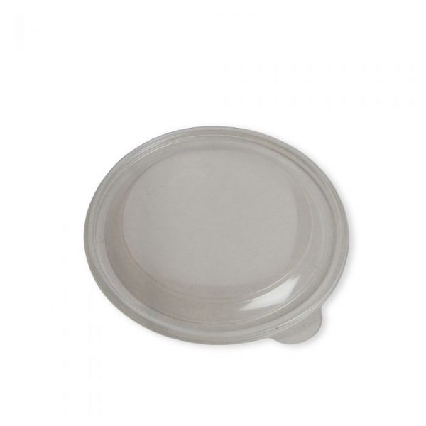 PET Lid For 1000ml Kraft Salad Bowl Recyclable