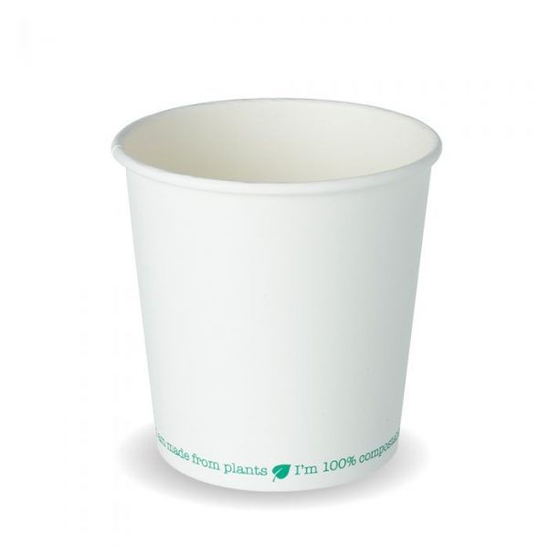 Compostable 24oz Soup Container