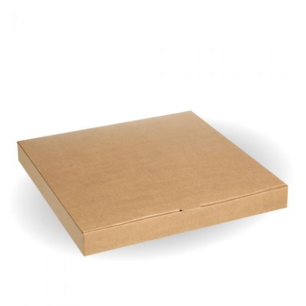 "Compostable 16"" Kraft Pizza Box"