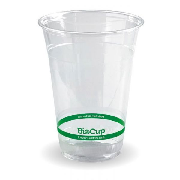 Compostable Clear Disposable Cup 16oz / 500ml