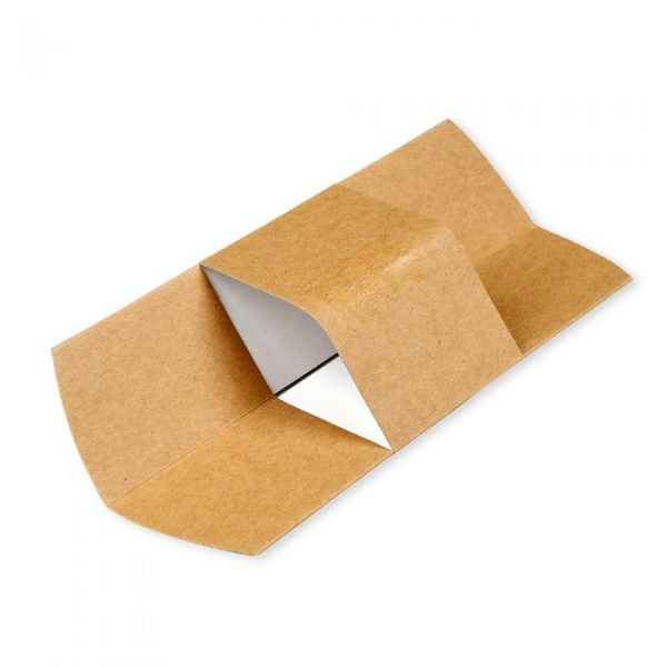 Compostable Kraft Wrap Sleeve