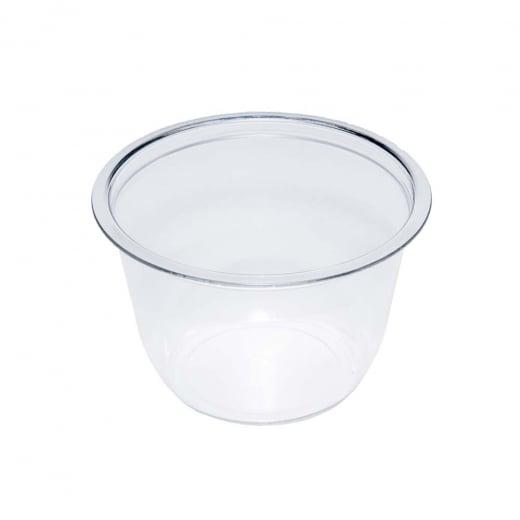 8oz PET Dessert Yoghurt Pot - Pack 1,000