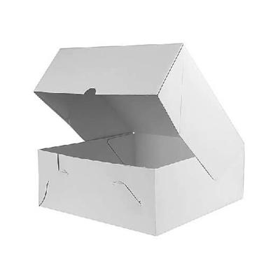 Medium Cake Boxes Quick Serve 7x7x3″ – Pack 250