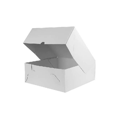 Small Cake Boxes Quick Serve 6x6x3″ – Pack 250