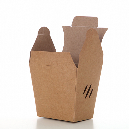 Contora Chip Box Scoop Nested 110/85 x 70/55 x 95mm - Pack 200