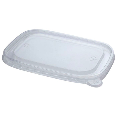 Clear Lid for Stagione Kraft Bowl Microwavable Freezable - Pack 300